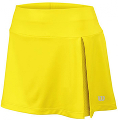 Юбка Wilson LS Vent 12.5 Skirt Yellow WRA750003