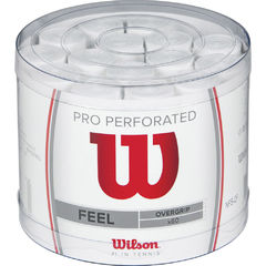 Wilson Pro Overgrip Perforated 60pcs