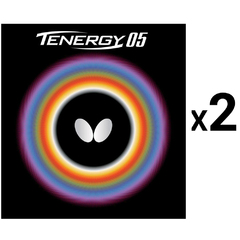 Butterfly Tenergy 05 x2