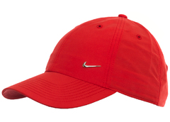 Nike Heritage86 Metal Swoosh Red