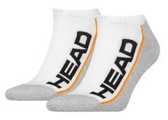 Head Performance Stripe Sneaker 2P Grey / White