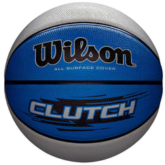 Wilson Clutch Grey/Blue