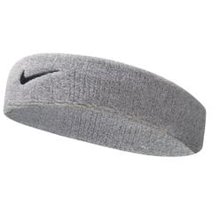 Nike Swoosh Headband Grey