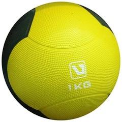 LiveUp Medicine 21.6 см 1 кг Yellow-Grey