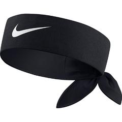 Nike Tennis Headband Black / White