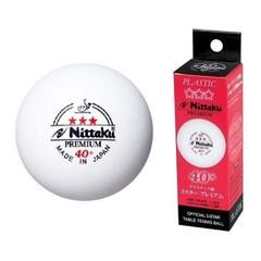 Nittaku Premium 3* ITTF