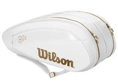 Wilson Federer DNA 12 Pack White 2019