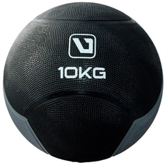 LiveUp Medicine Ball 10 кг Black