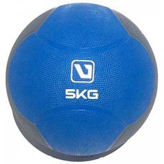 LiveUp Medicine Ball 21.6 см 5 кг Blue-Grey