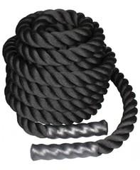 LiveUp Battle Rope 6 м Black