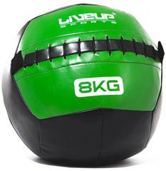 LiveUp Wall 35 см 8 кг Black-Green