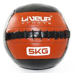 LiveUp Wall 30 см 5 кг Black-Orange