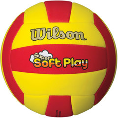 Wilson Super Soft Play Red/Yellow