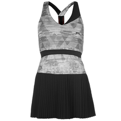 Платье Slazenger Slam Tennis Dress Graphite