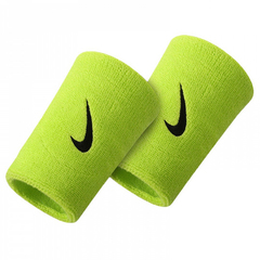 Nike Swoosh Double Wide Wristband Atomic Green NNN05101OS