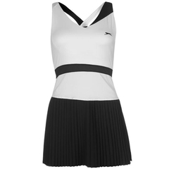 Футболка Slazenger Baseline Tennis Dress White