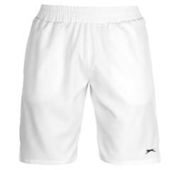 Шорты Slazenger Baseline Shorts White