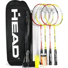 Head Leisure Kit 4 BM Set