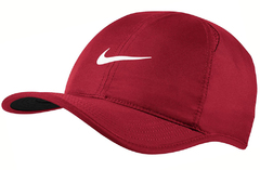 Nike Aerobill Feather Light Cap Red
