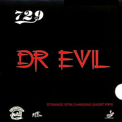 729 Dr. Evil Topsheet