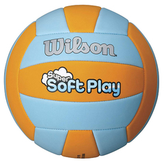 Wilson Super Soft Play Orange/Blue