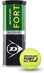 Dunlop Fort All Court TS 3 ball can