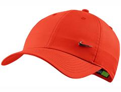Nike Heritage86 Metal Swoosh Orange