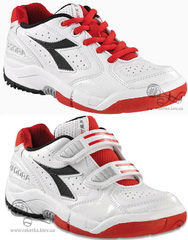 Diadora Speed Comfort SL IV White/Red