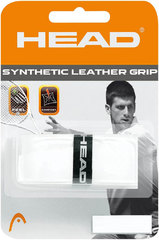 Head Synthetic Leather Grip