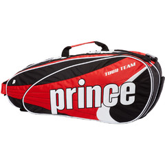 Prince Tour Team 6 Pack Red
