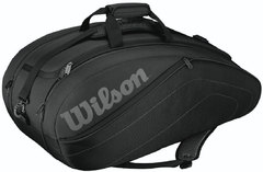 Wilson Club Racquet 9 Bag BK