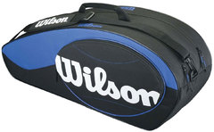 Wilson Match 6PK Bag Blue