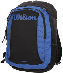 Wilson Match Backpack Blue