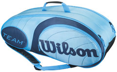 Wilson Team 9PK Bag Blue