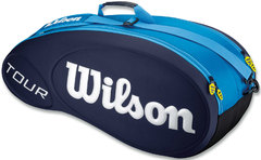 Wilson Tour Molded 6PK Bag Jce