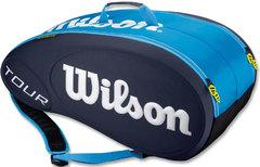 Wilson Tour Molded 9PK Bag Jce
