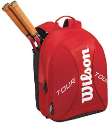 Wilson Tour Red Back Pack Bag S