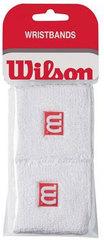 Wilson Wristband White