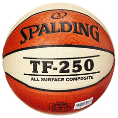 Spalding TF-250 Orange / White