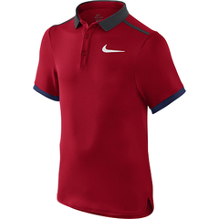 Поло Nike Advantage Polo Solid 724435-658