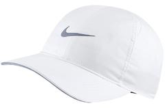 Nike Aerobill Feather Light Cap White