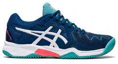 Asics Gel-Resolution 8 GS Clay 1044A019-402