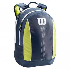 Wilson Junior Backpack Navy / Green