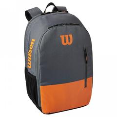 Wilson Burn Team Backpack Grey/Orange