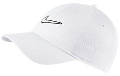 Nike H86 Cap Essential Swoosh Wash White