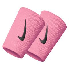 Nike Swoosh Double Wide Wristband Pink N0001586-677