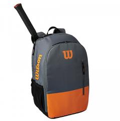 Wilson Burn Team Backpack Grey / Orange