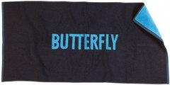 Butterfly Towel New Logo Black/Blue