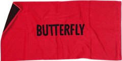 Butterfly Towel New Logo Red/Black