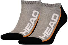 Head Performance Stripe Sneaker 2P Grey / Black